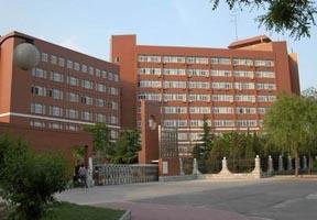 北京第二外国语学院北京第二外国语学院校园环境