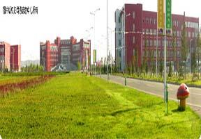 内蒙古师范大学内蒙古师范大学校园环境