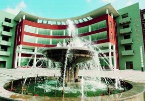 青岛滨海学院青岛滨海学院校园环境