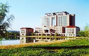 渤海大学  校园一角
