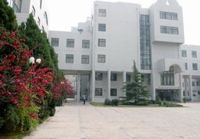 北京城市学院北京城市学院校园环境