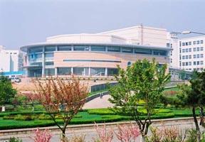 青岛大学青岛大学校园环境