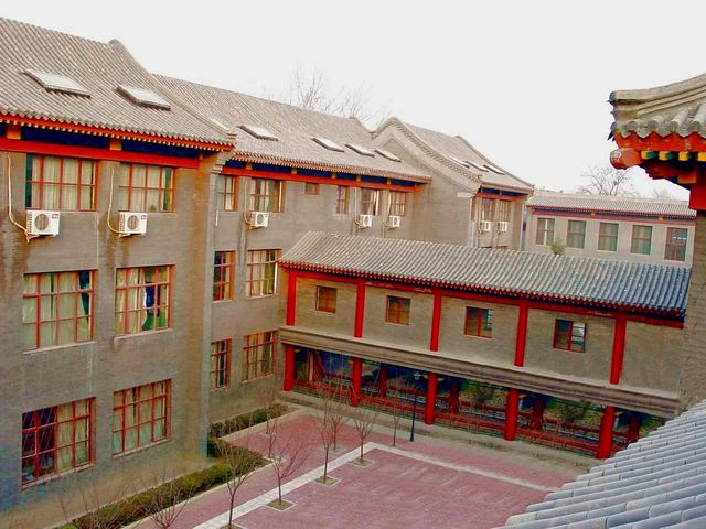 北京育才学校北京育才学校校园风光