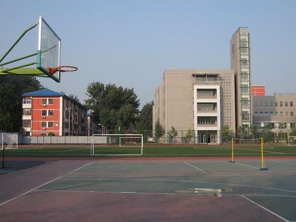 北京市钢铁学院附属中学北京市钢铁学院附属中学校园相片