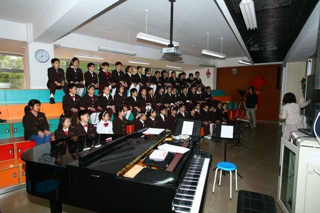 小学生音乐教室设计