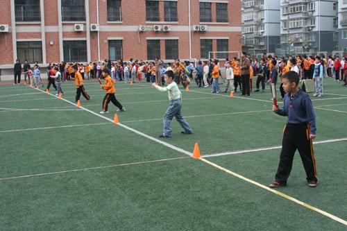 北京市崇文区新景小学北京市崇文区新景小学校园相片