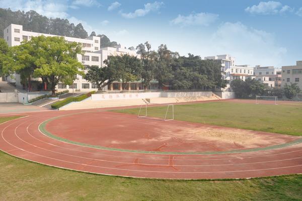 深圳市龍崗區橫崗大康小學校園風景|深圳市龍崗區橫崗