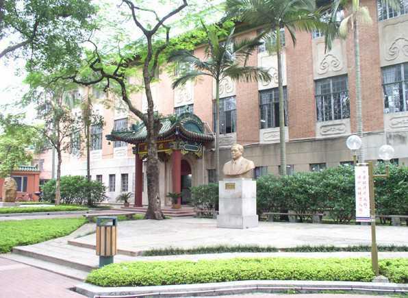 广州市增城培正学校广州市增城培正学校校园介绍