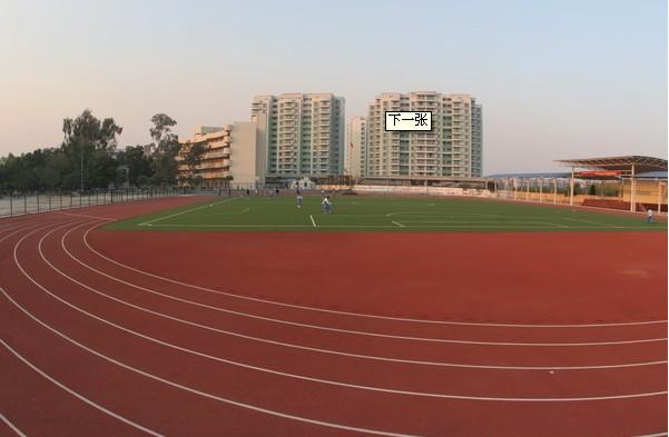 广州市白云区新和中学校园风景|广州市白云区新和中学