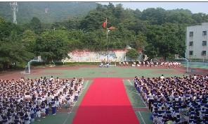 广州白云区启明中学广州白云区启明中学校园风光