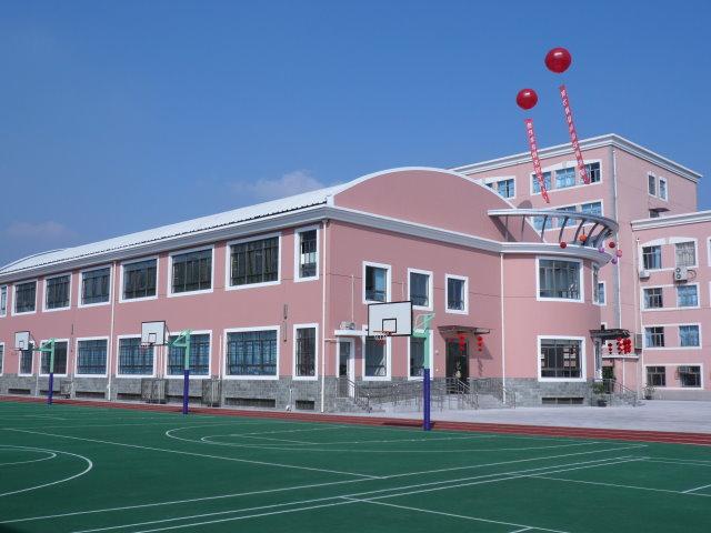 上海市二十五中学上海市二十五中学校园风光