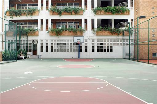 深圳市南山区阳光小学深圳市南山区阳光小学校园相片