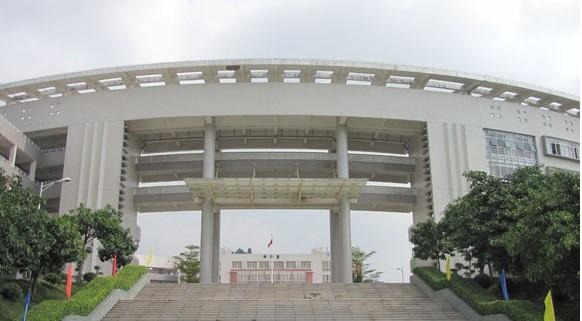 广州市第二中学广州市第二中学校园图片