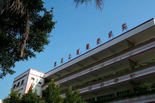 深圳市罗湖区新秀小学校园风景|深圳市罗湖区