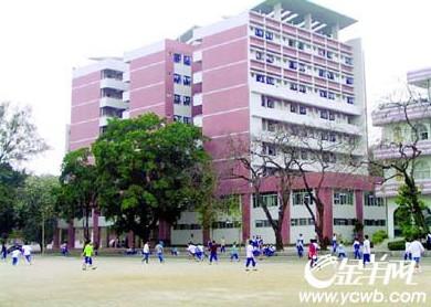广州市第六十五中学实验学校广州市第六十五中学实验学校校园风光