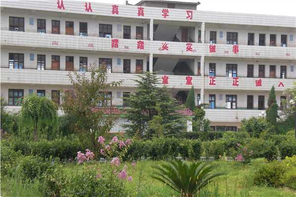 阳新县龙港镇完全中学阳新县龙港镇完全中学校园图片