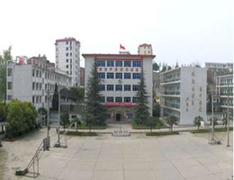 郧县城关镇第一初级中学郧县城关镇第一初级中学校园风光