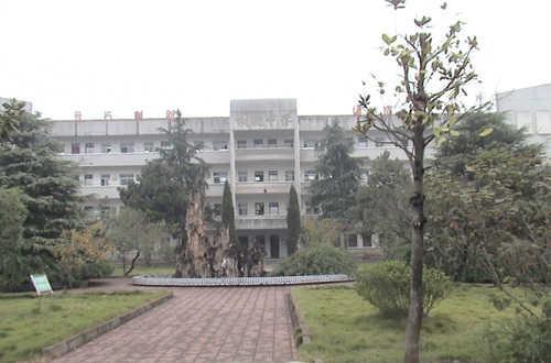 当阳市坝陵初级中学校园风景|当阳市坝陵初级中学排名