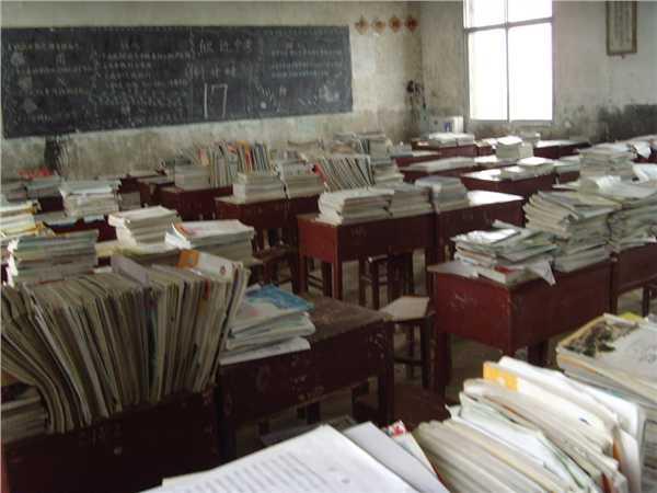 汉川市庙头镇初级中学校园风景|汉川市庙头镇初级