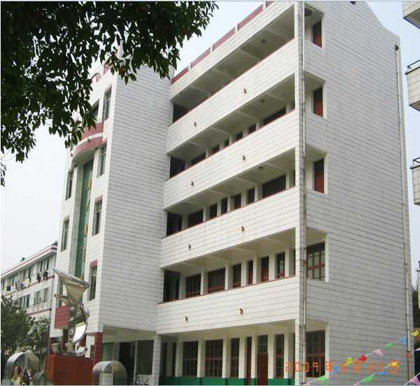 荆州市荆州区弥市镇天保初级中学校园风景|荆州市