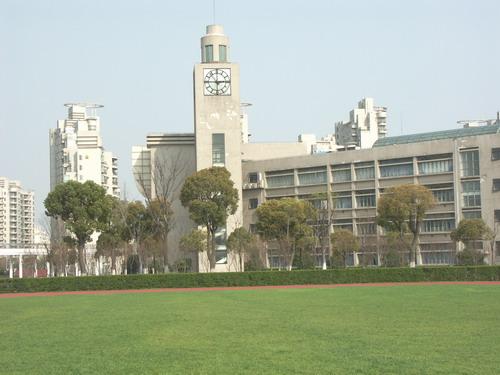 上海市晋元高级中学上海市晋元高级中学校园风光