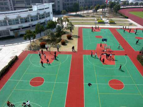 上海市晋元高级中学上海市晋元高级中学校园介绍