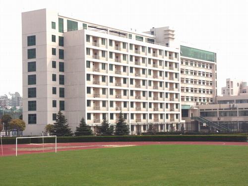 上海市晋元高级中学上海市晋元高级中学校园相片