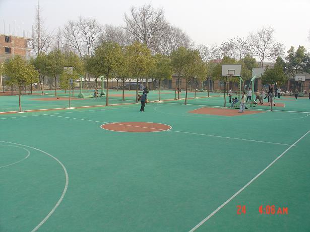 湖北省潜江中学校园风景|湖北省潜江中学排名,风景