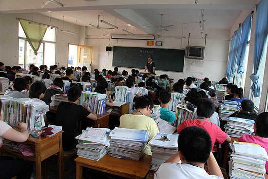 潜江市园林高级中学