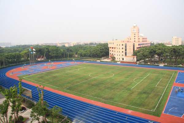 上海市闵行中学上海市闵行中学校园图片