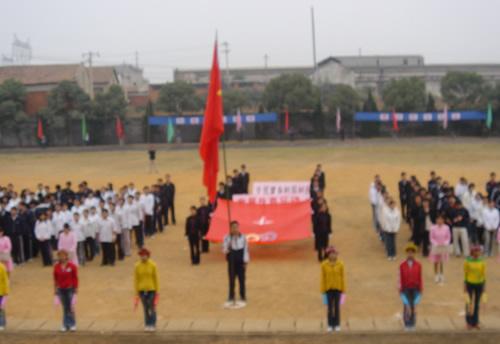 武汉市江夏职业技术学校校园相片