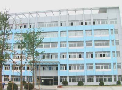 湖北省园林工程学校校园风景|湖北省园林工程学校