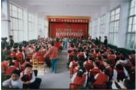 十堰东风教育集团48小学十堰东风教育集团48小学校园风光