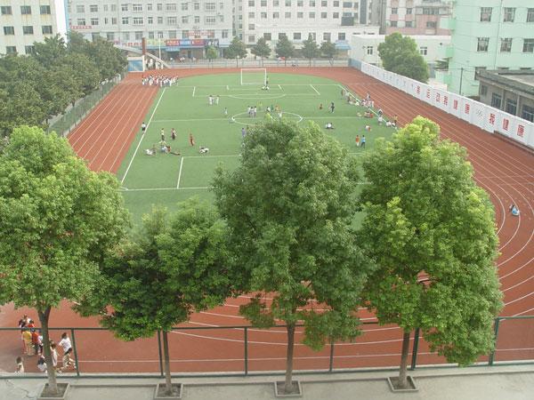 荆门市掇刀石小学荆门市掇刀石小学校园图片