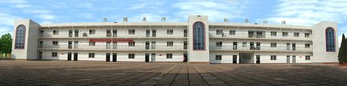 荆门市屈家岭管理区实验小学荆门市屈家岭管理区实验小学校园图片