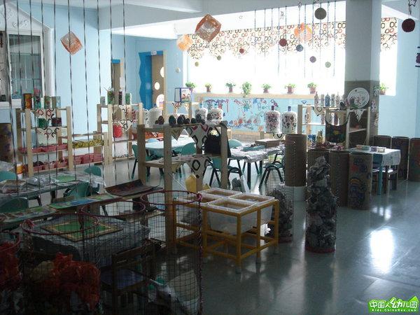 浦东小天鹅幼儿园浦东小天鹅幼儿园校园相片