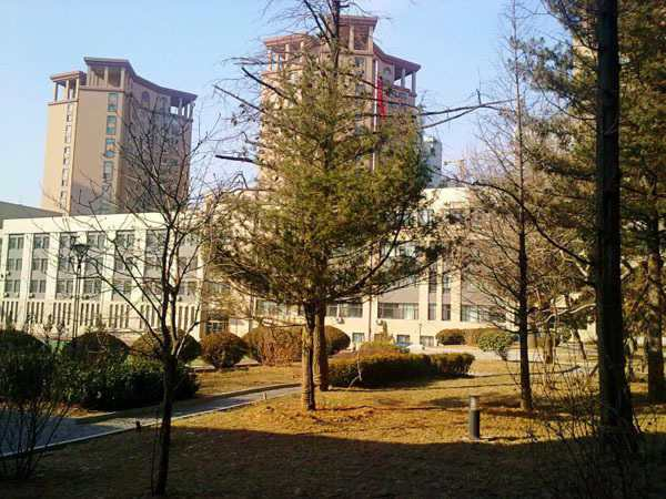 大连市第八中学大连市第八中学校园图片