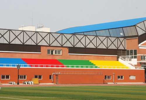 第二中学校园风景|第二中学排名,风景,地址-院校风景
