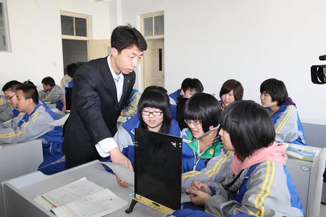 长春市实验中学长春市实验中学校园相片