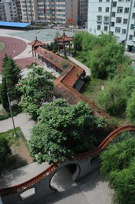 延吉市第一高级中学延吉市第一高级中学校园图片