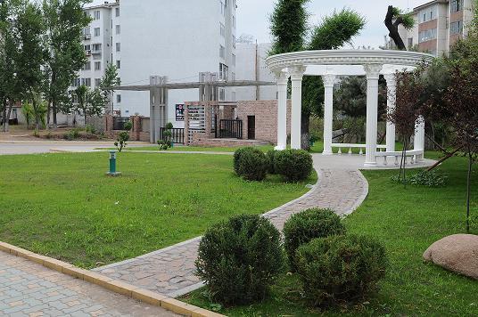 延吉市第一高级中学延吉市第一高级中学校园介绍
