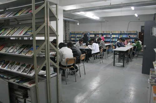 天津美术学院美术高中天津美术学院美术高中校园图片
