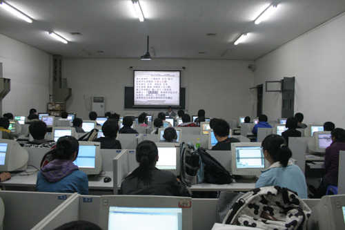 天津美术学院美术高中天津美术学院美术高中校园相片