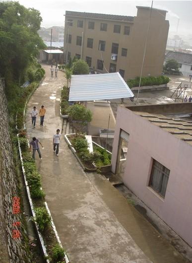 三门县尚义高级中学三门县尚义高级中学校园介绍