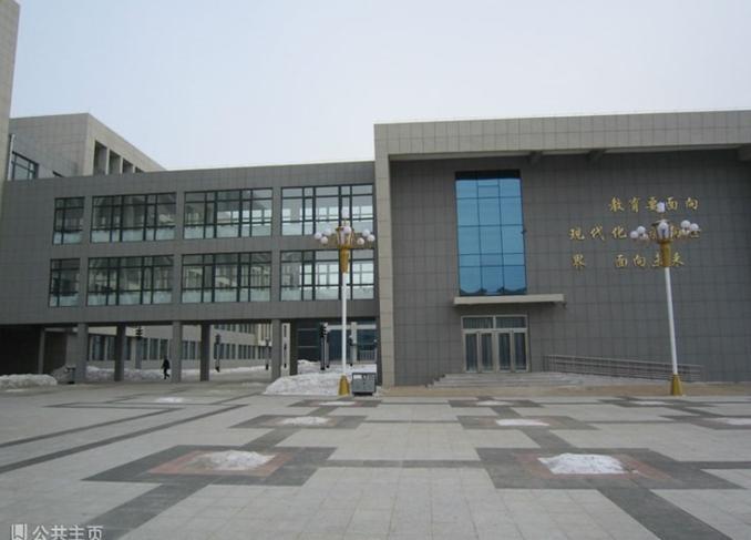 东丰县第二中学东丰县第二中学校园风光