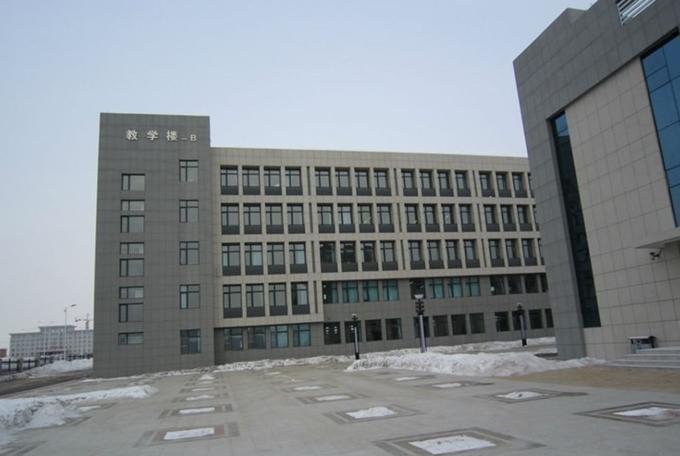 东丰县第二中学东丰县第二中学校园相片