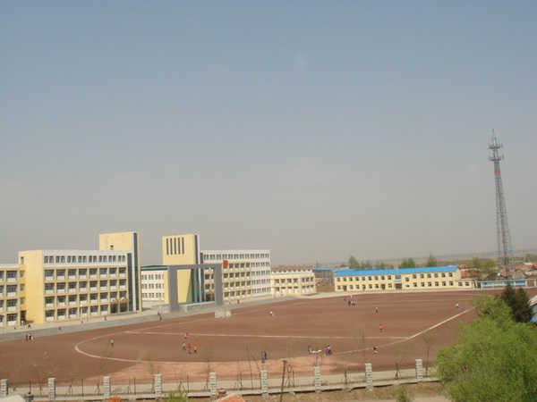 九台市第四中学校园风景 九台市第四中学排名,风景,地址图片