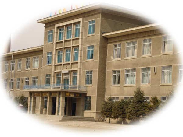 珲春市第二高级中学珲春市第二高级中学校园风光