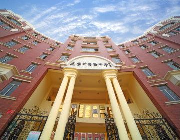 河南建业外国语中学校园风景 河南建业外国语中学排名,风景,地址图片