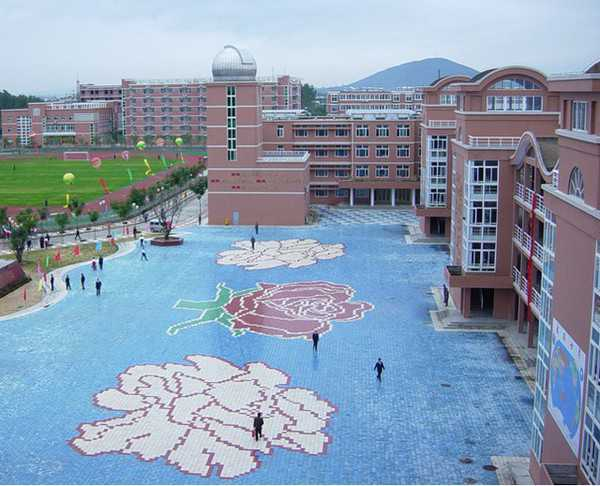 南阳市第一中学校园风景|南阳市第一中学排名